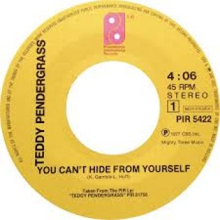 teddy pendergrass you can't hide from yourself