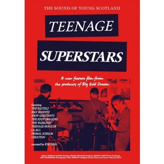 Teenage Superstars DVD