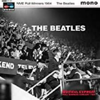 the beatles nme poll winners ep