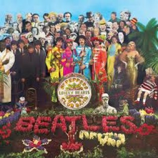 the beatles sgt. pepper's lonely hearts club