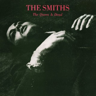 the smiths the queen is dead album cover