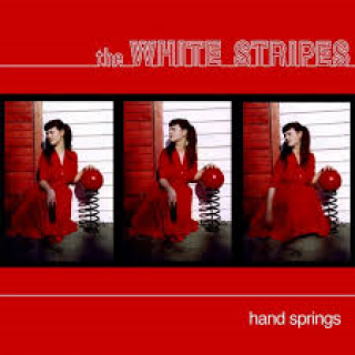 the white stripes - hand springs