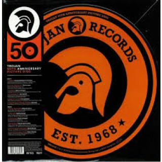 trojan records 50th anniversary
