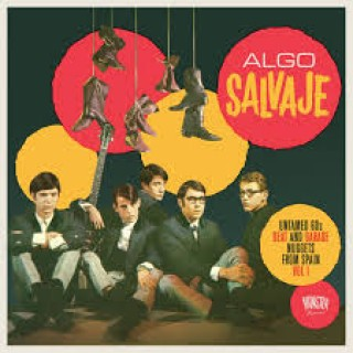 Various Artists - Algo Salvaje Vol. 1 [VINYL]