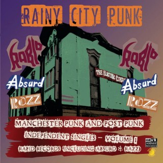 Various Artists -  Rainy City Punks (Manchester Punk And Post Punk Independent Singles) [VINYL]