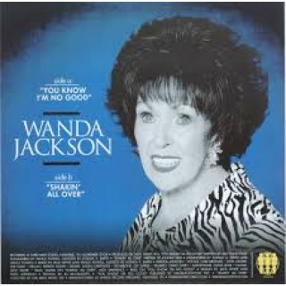 wanda jackson you know I'm no good