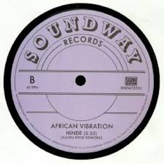 AFRICAN VIBRATION HINDE