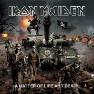 Iron Maiden Life And Death