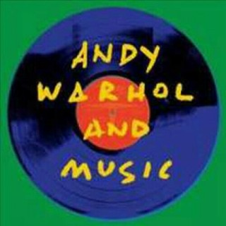 andy warhol and music vinyl