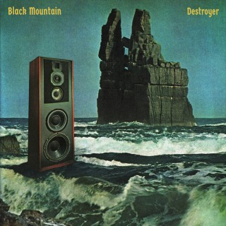 Black Mountain - Destroyer