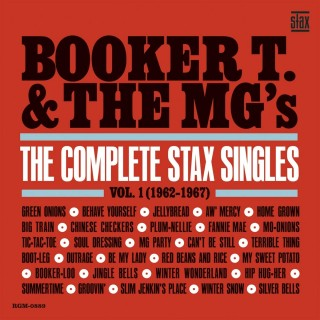 booker t & the mg's the complete stax singles