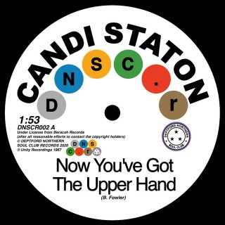 Candi Staton & Chappells - Now You've Got The Upper Hand/ You're Acting Kind Of Strange