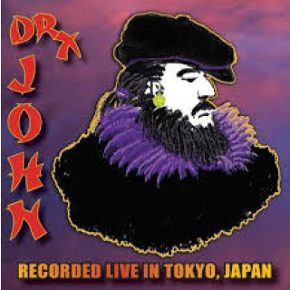 dr john recorded live in tokyo
