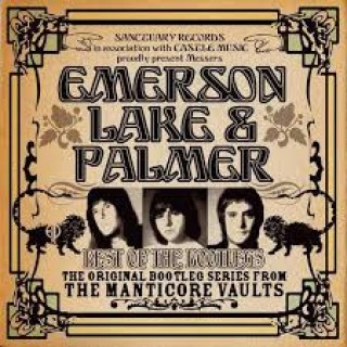 Emerson Lake & Palmer - Live At Nassau Coliseum '78