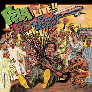 Fela Kuti - Johnny Just Drop (J.J.D.)