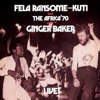 fela with ginger baker
