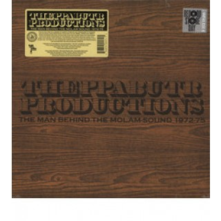 Theppabutr Productions: The Man Behind The Molam Sound 1972-75 (Record Store Day '13 Release) [VINYL]