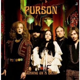 "Purson - Leaning On A Bear [7"" SINGLE] [VINYL]"