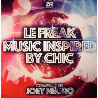 Joey Negro/Various - Le Freak Music Inspired by chic