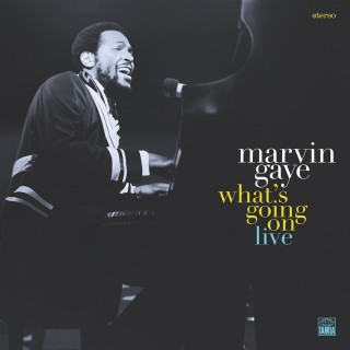 Marvin Gaye - What's Going On Live