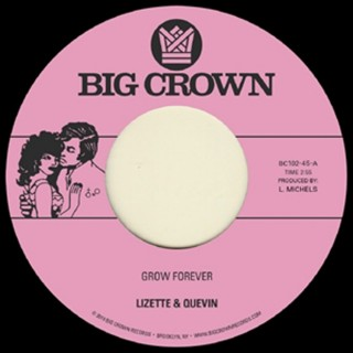 Lizette & Quevin - Grow Forever / Now It's Your Turn To Sing