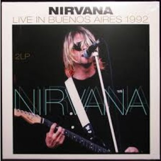Nirvana - Live In Buenos Aires 1992 [VINYL]