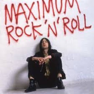 PRIMAL SCREAM MAXIMUM ROCK N ROLL THE SINGLES VOLUME 2