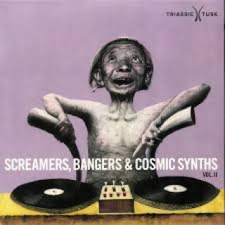 SCREAMERS, BANGERS AND COSMIS SYNTHS VOL II