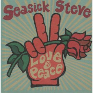 seasick steve travellin' man (edit)