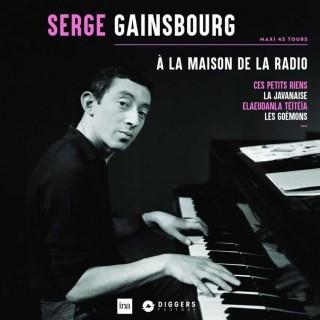 Serge Gainsbourg - A La Maison de la Radio