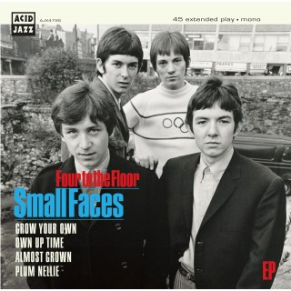 Small Faces - Four To The Floor