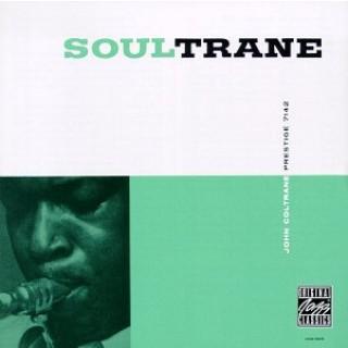 John Coltrane Soultrane