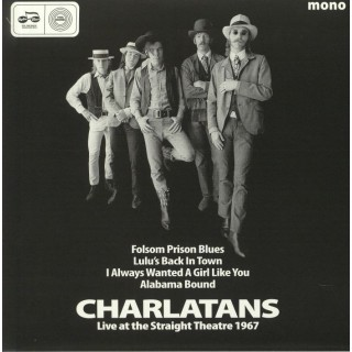 The Charlatans - Live At The Straight Theatre 1967