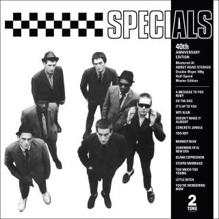 The Specials - Specials - 40th Anniversary Half-Master Edition