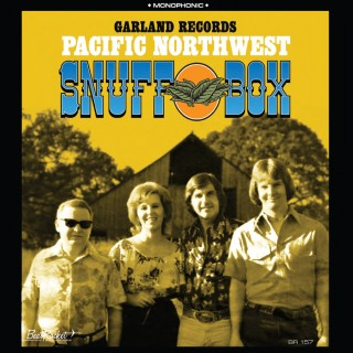 Various Artists - Garland Records Pacific Northwest Snuff Box